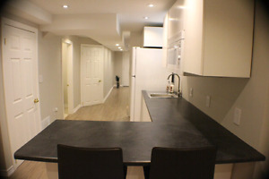 Basement Apartment for Rent - Mississauga - Available July 1st