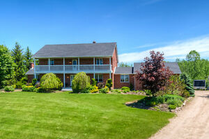 Country Property with Large Family Home 3.77acres