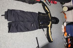 Spider Ski Jacket and Pants