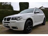 2010 BMW X3 XDRIVE 20D M SPORT AUTO ESTATE DIESEL
