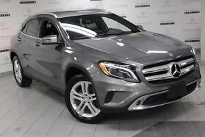 2016 Mercedes-Benz GLA250 SUV 4MATIC