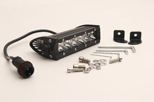 Hi output single row led light bars Comox / Courtenay / Cumberland Comox Valley Area image 1