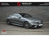 2021 Mercedes-Benz S Class 4.0 S560 V8 BiTurbo Grand Edition G-Tronic (s/s) 2dr