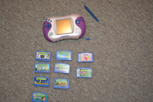LeapFrog Leapster 2 Learning Game System PLUS 9 Games