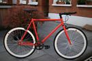 Free to Customise Single speed bike road bike TRACK bikedfhhhvgg