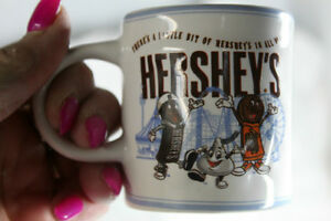 """Collectable """"There's a little bit of hersey's in all of us""""  mug Kingston Kingston Area image 3"""