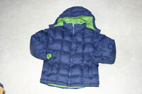 Various Down filled Jackets-Size 8 & 9/10