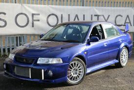 Mitsubishi Lancer Evolution EVO 6 GSR GENUINE UK CAR RALLIART EDITION (UK CAR)
