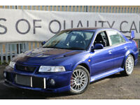 Mitsubishi Lancer Evolution EVO 6 GSR GENUINE UK CAR RALLIART EDITION (UK CAR)