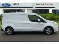 2017 Ford Transit Connect 1.5 TDCi 120ps Limited Van Panel Van Diesel Manual