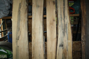 Spalted Lumber Boards