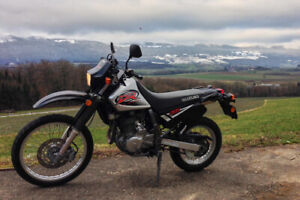 Looking for a 650 dual sport!
