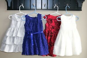 Summer Dresses Size 2T
