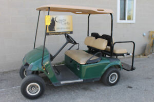 2006 Green EZ-GO TXT ( Electric Golf Cart )