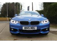 2015 BMW 4 SERIES GRAN COUPE 2015 435D XDRIVE M SPORT 3.0 GRAN COUPE AUTO COUPE