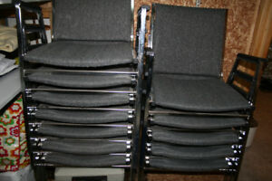 Sturdy conference room chairs