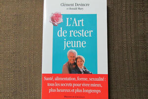 L'ART DE RESTER JEUNE