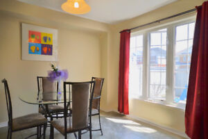 Ajax Countryside Townhouse - Best of Both Worlds