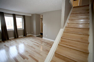 West end renovated 2storey Townhome PKG for 2 VEHICLES