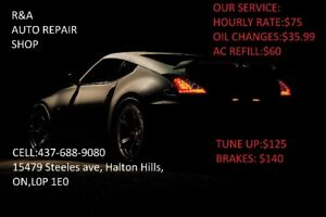 R & A Auto Repair Shop ( we do everything)