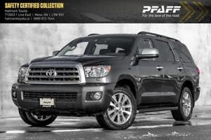 2016 Toyota Sequoia Limited 5.7L 6A