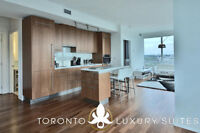 + Den Luxury Executive Condo Fully furnished All In King West