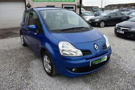 Renault Grand Modus 1.2 TCE ( 100bhp ) Dynamique 5 DOOR+BLUE+STUNNING