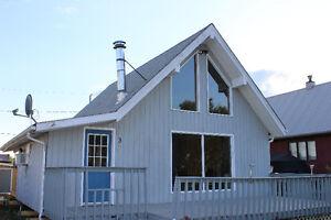 Delaronde Lake Cabin Rental