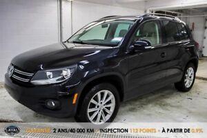 Volkswagen Tiguan 4Motion Comfortline + Toit + Bluetooth + Mag