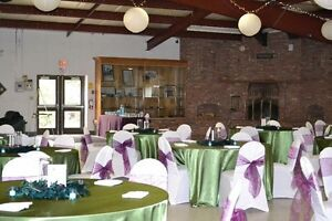 Green Tablecloths - Wedding Linens Edmonton Edmonton Area image 2