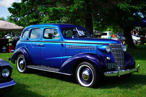 1938 Chevrolet Master  SOLD SOLD to a happy special owner