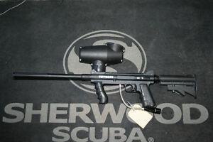 Plusieurs fusils de paintball usagé a vendre