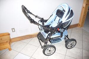 Stroller - City/Rural Driver