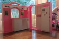 Barbie Kitchen Play Set