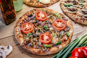 PANNIZZA - Exceptional Food Court ! - New Lougheed Mall- Burnaby