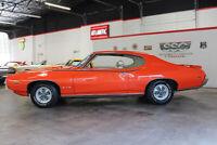 Miniature 11 Voiture Américaine de collection Pontiac GTO 1969