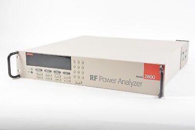 Keithley 2800 Mobile Communication Rf Power Analyzer