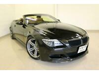 2020 BMW M6 5.0 V10 SMG 2dr Convertible Petrol Automatic