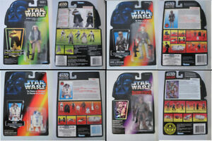 Star Wars The Power Of The Force Action Figure POTF2