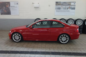 2004 BMW  330Ci M performance Package (ZHP) Coupe