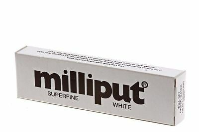 Milliput Superfine 2 Part Epoxy Putty Self Hardening White Warhammer 113g 4oz