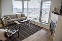 furnished executive quiet rental downtown
