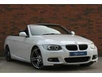 2013 BMW 3 Series 2.0 320d M Sport 2dr Convertible Diesel Manual