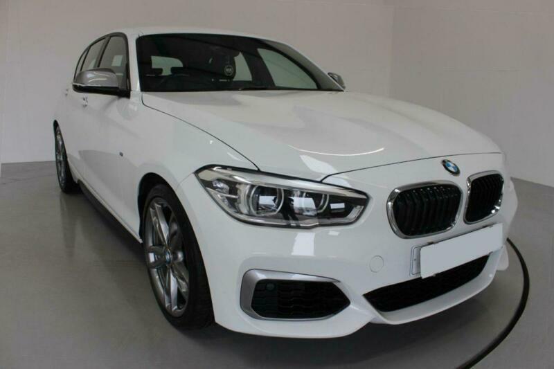 2017 WHITE BMW M140i 3.0 T SPORT PETROL MANUAL 5DR HATCH CAR FINANCE FR £305 PCM