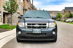 2009 Ford Escape XLT 4WD Tow Package