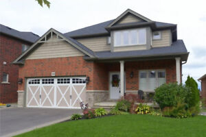 Stunning Home; 4 beds, 4 baths with no rear neighbours
