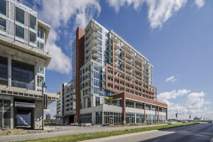 New 2 Bedroom + Den Condo Fully Furnished in Downtown Markham!