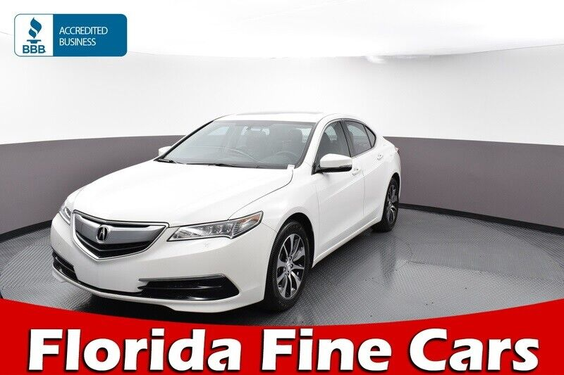 Image 1 Voiture American used Acura TLX 2017