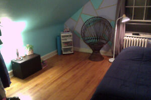 TWO FEMALE ROOMMATES needed for 3-bedroom historic downtown apt