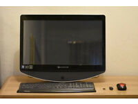 "Packard Bell ALL IN ONE PC- Athon II X2 dual core 2.2GHz - 4GB 1TB - NVidia - 23"" £140.00 ono"